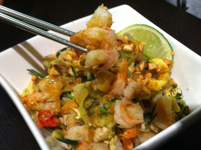 Ultimate Paleo Pad Thai