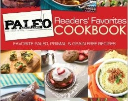 Paleo Readers's Favorite Cookbook